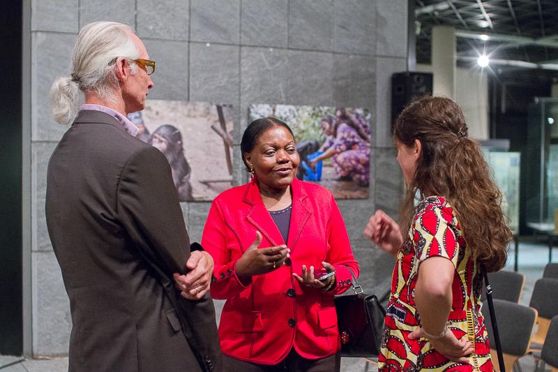 Ausstellung Kinshasa vivant