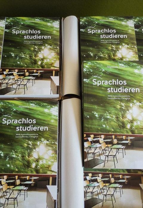 Sprachlos studieren Buch Manuela Doerr-1