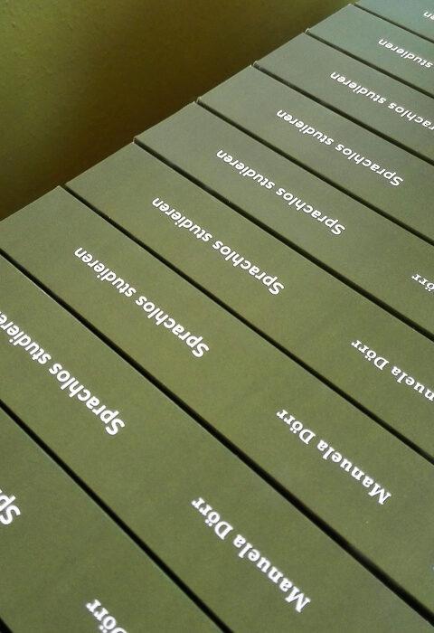 Sprachlos studieren Buch Manuela Doerr-17